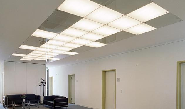 Plafonds lumineux