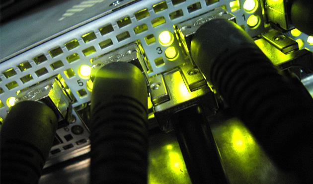 Electricité et salle informatique