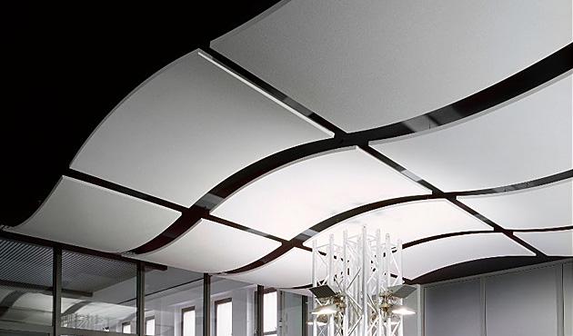 Faux plafond pour vos bureaux