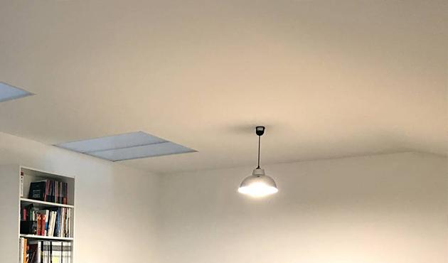Faux plafond et placo