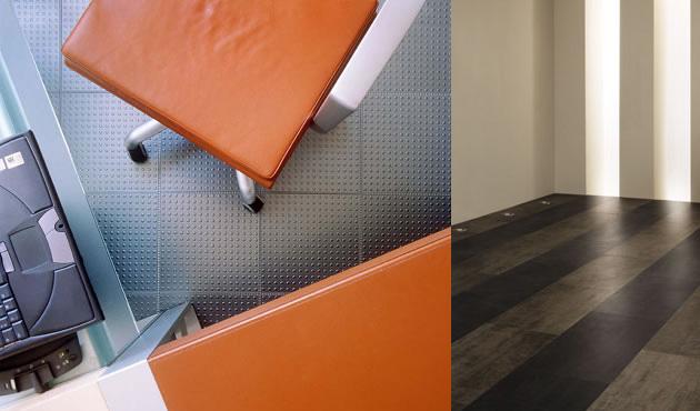 Revêtements de sols PVC pour vos bureaux