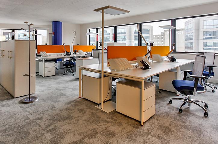 Mobilier de bureaux ADP