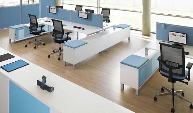 Mobilier de bureaux GDB