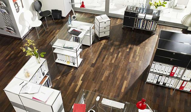Mobilier de bureaux System 4