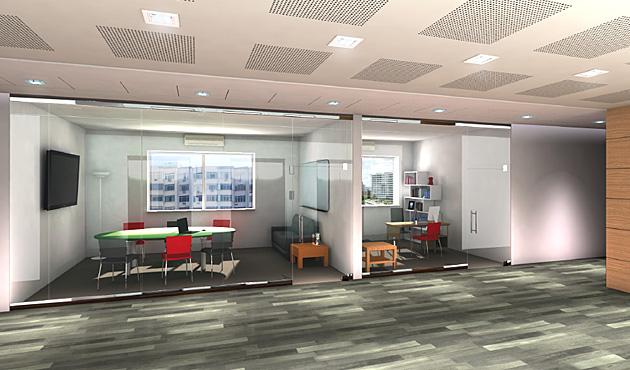 Space-planning de vos bureaux