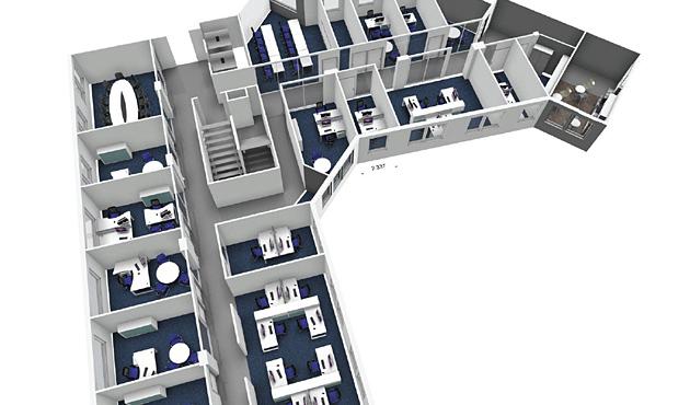 Space-planning Infobuilders